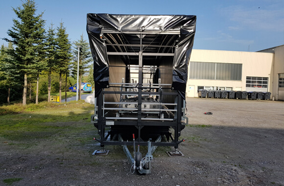Trailerbühne AL Stage R48