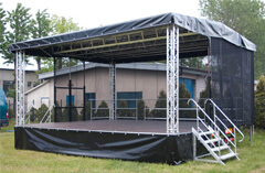 Trailerbühne AL Stage S48