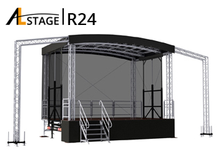 Mobile Stage AL Stage R24