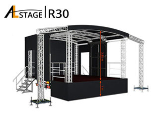 Mobile Stage AL Stage R30
