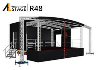 Mobile Stage AL Stage R48