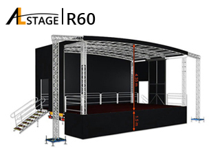 Mobile Stage AL Stage R60