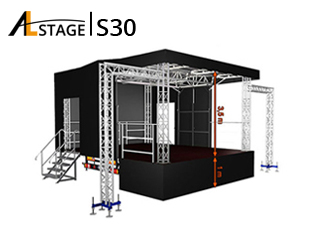 Mobile Stage AL Stage S30