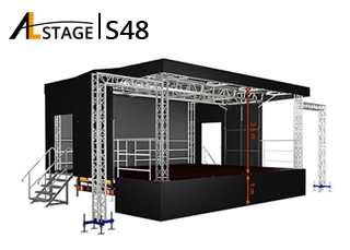 Mobile Stage AL Stage S48